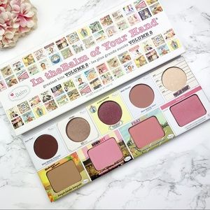 TheBalm in the balm of your hands 2 palette
